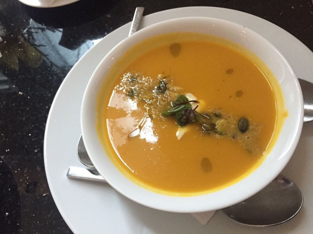 Veloute of Butternut Squash