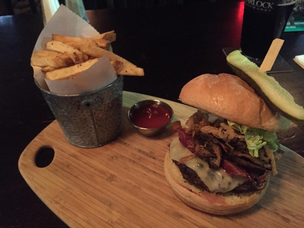 Belfast Burger