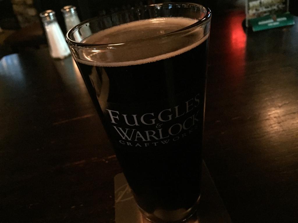 Espresso & Milk Stout by Fuggles & Warlock