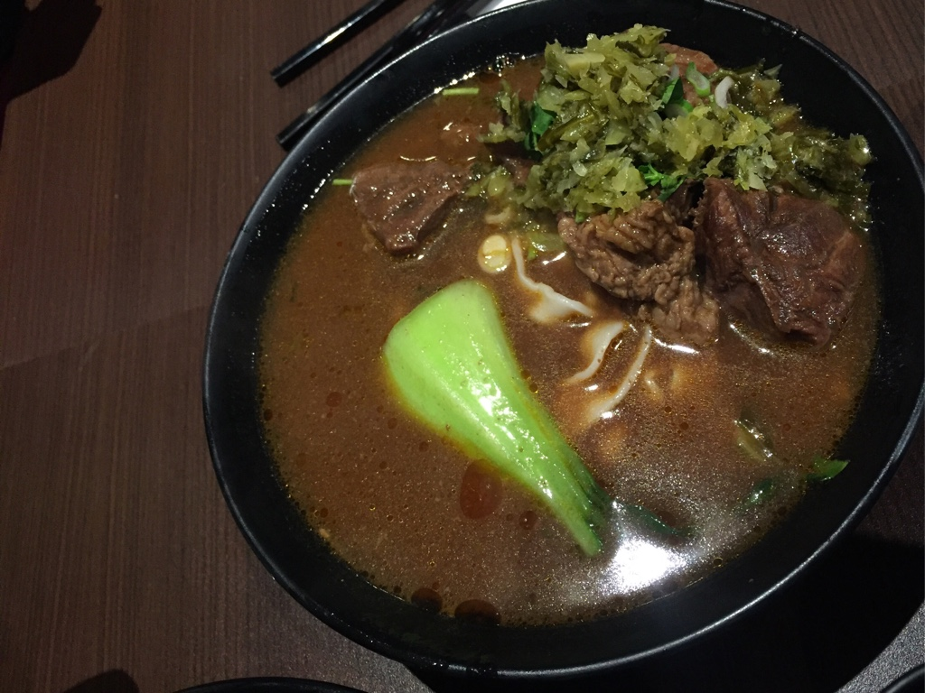 Special Beef Noodle