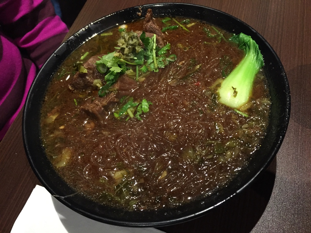 Special Beef Noodle (Chinese Vermicelli)
