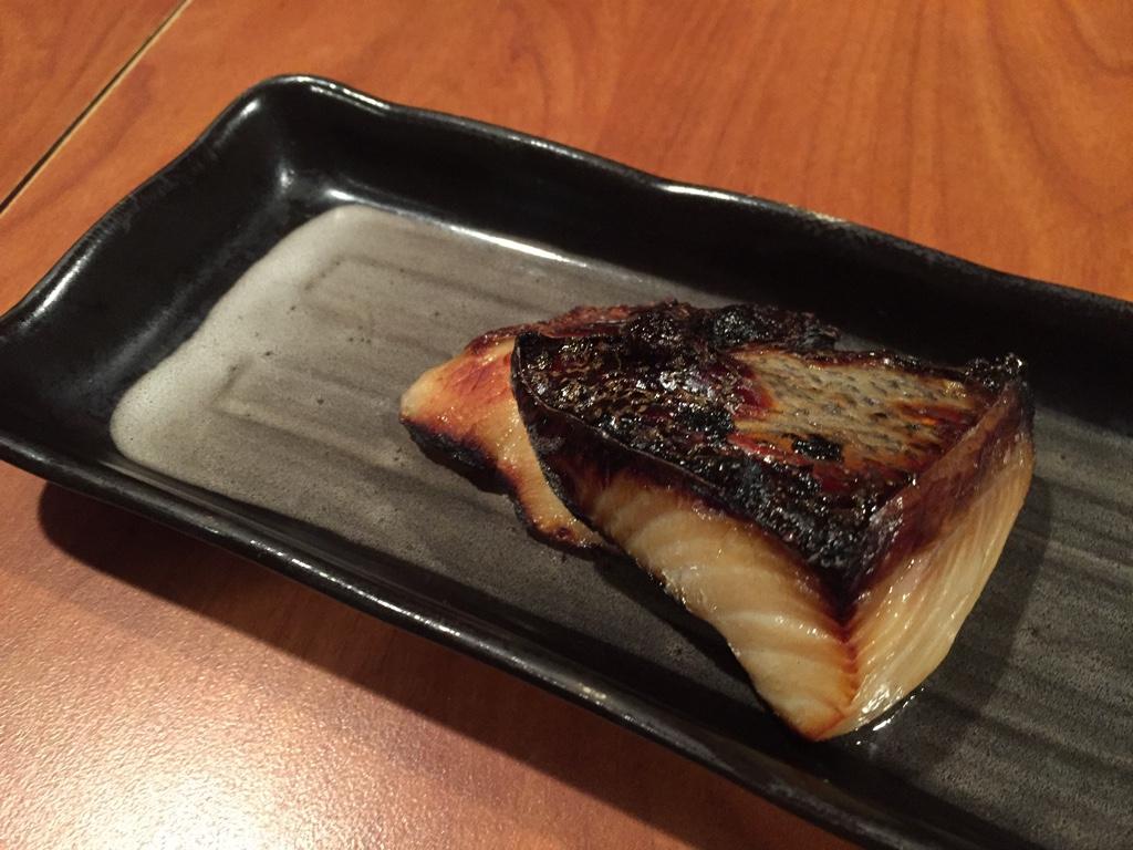 BBQ Kanpachi