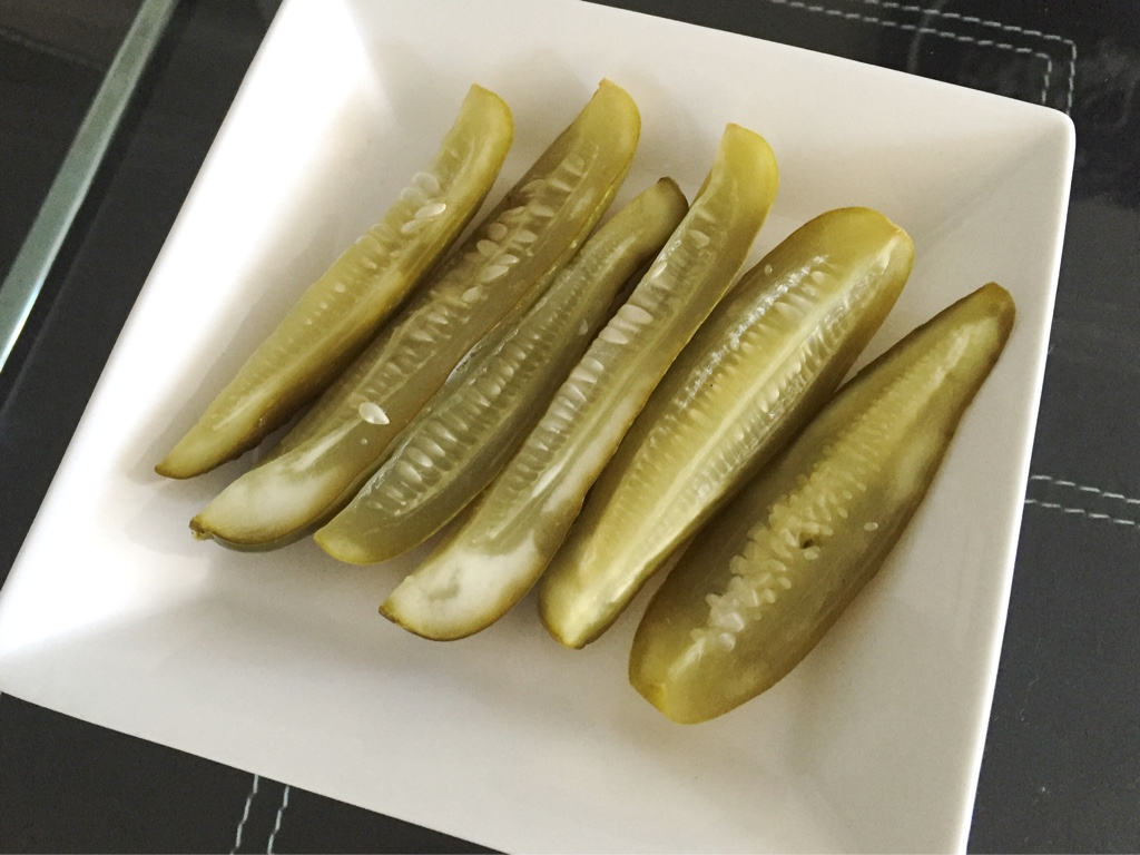 Pickles from Pleasant Vally Farm