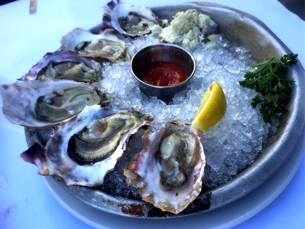 Royal Miyagi Oysters