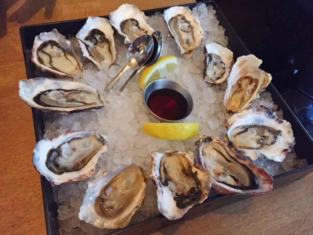 Oyster Blowout at Kamei Baru