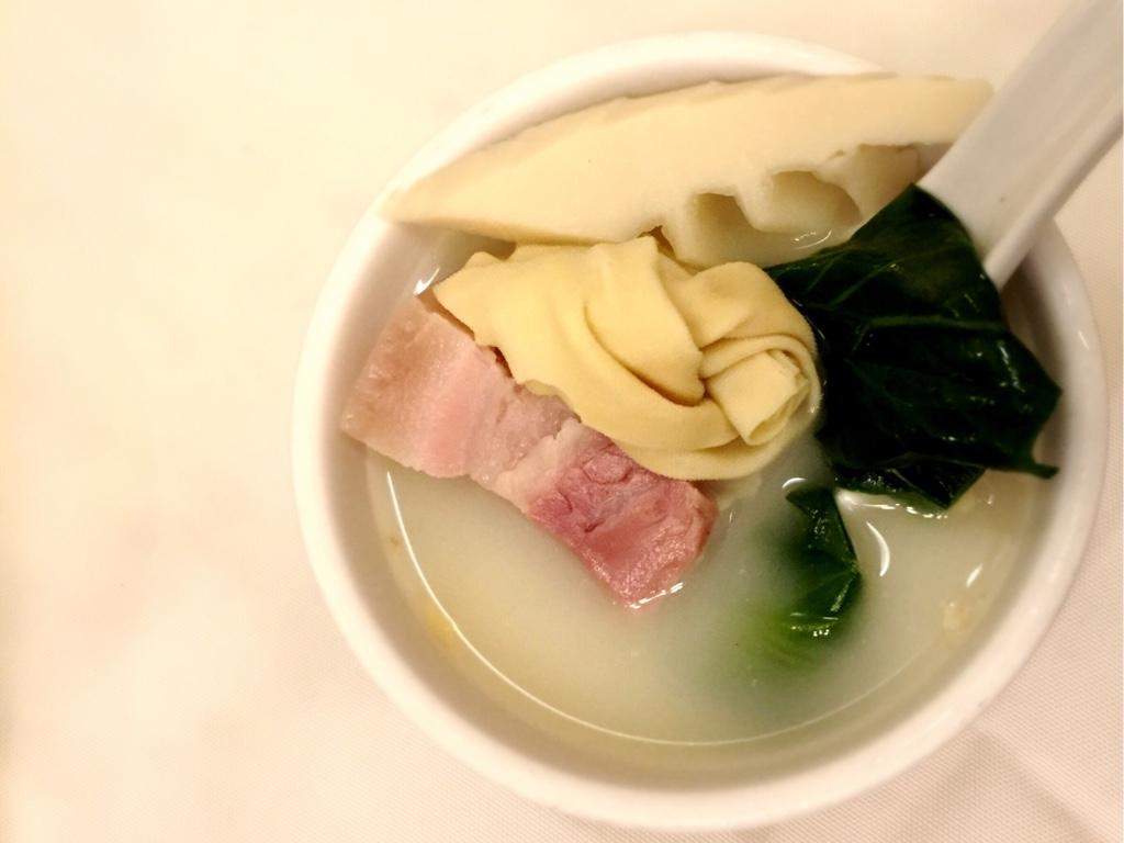 Shanghai Style Soup