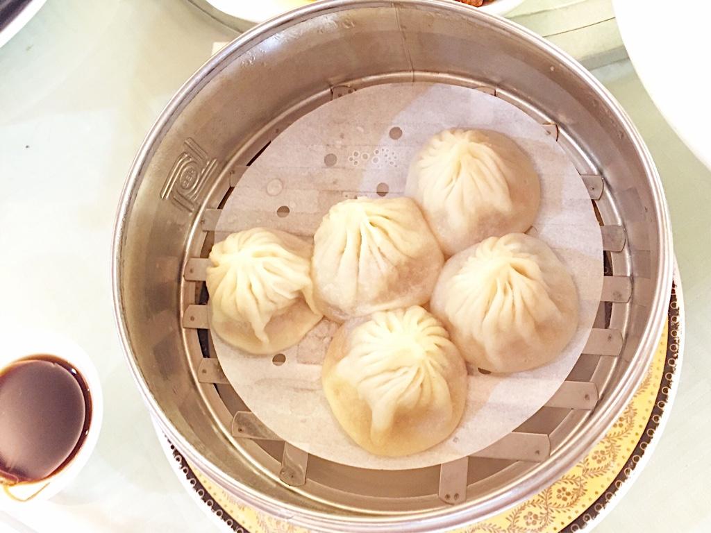 Steamed Soup Dumplings