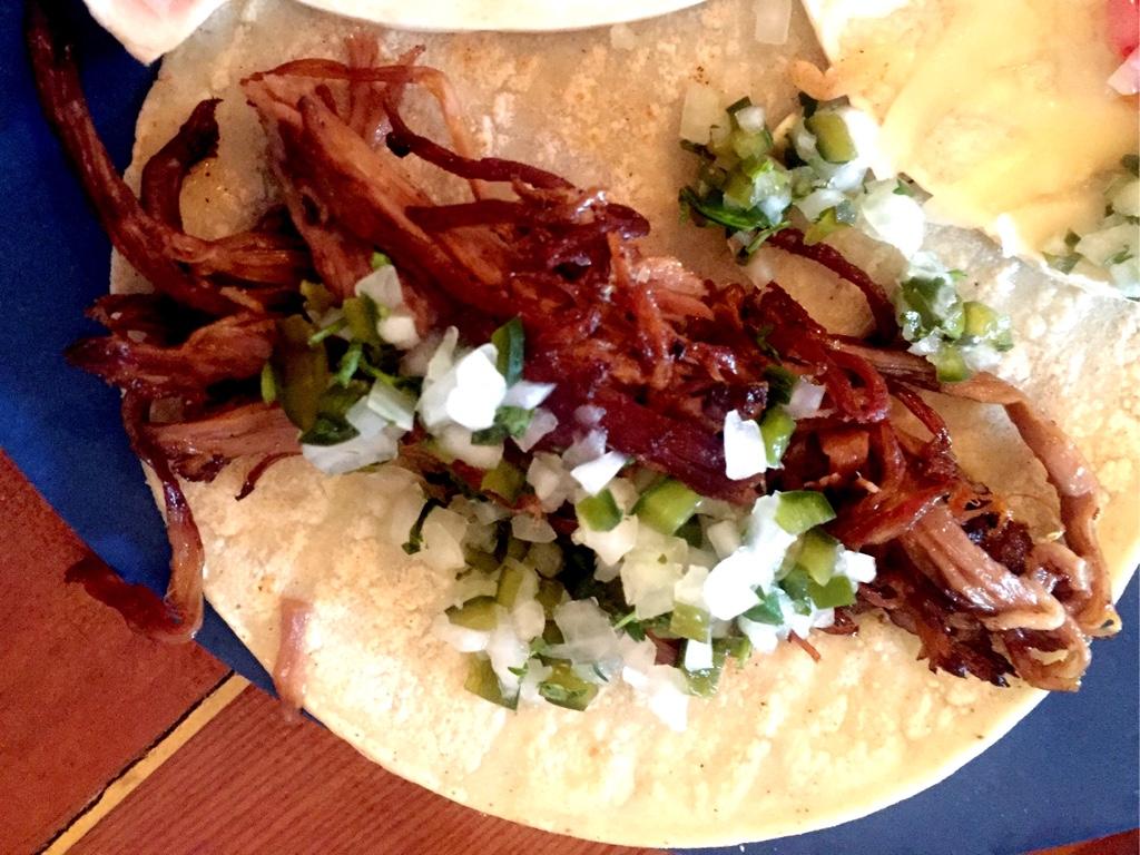 SUADERO (Beef Brisket Taco)