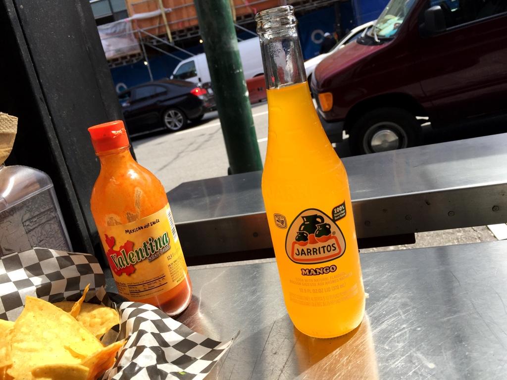 Jarritos Mango Soda