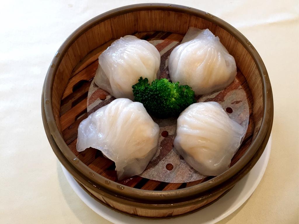 Har Gow / Shrimp Dumplings