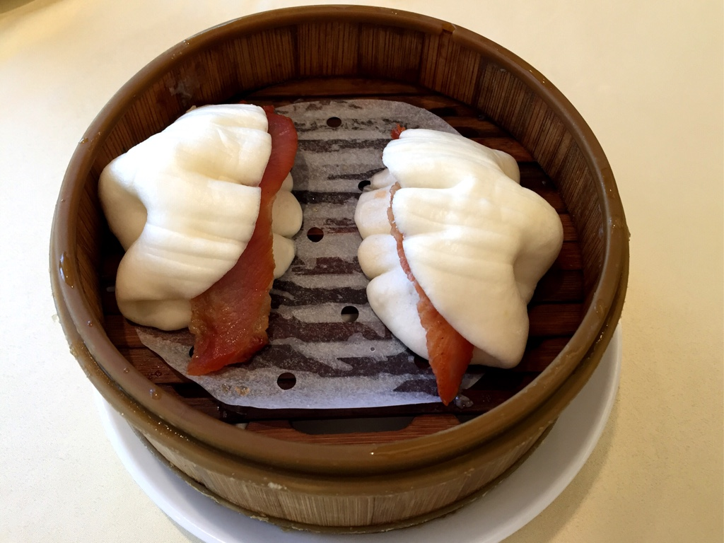 BBQ Pork Cheek Buns