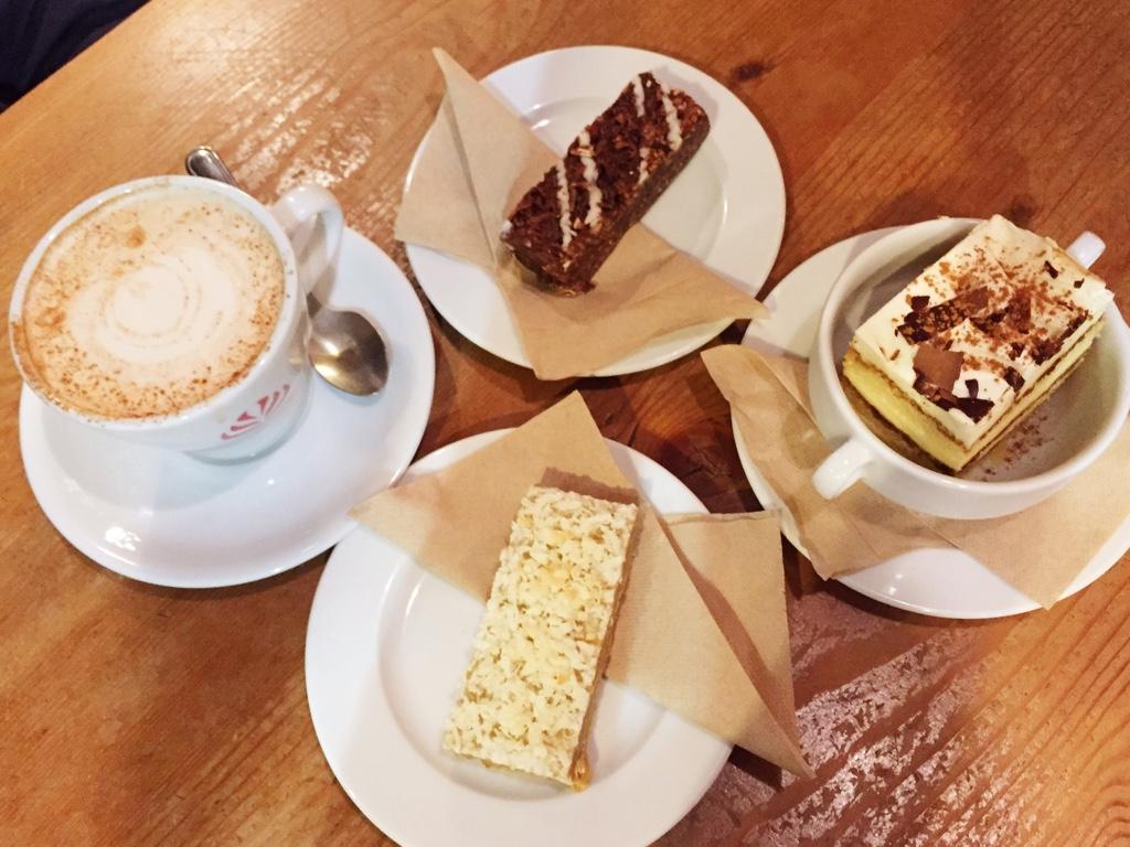 Coffeebar in Gastown