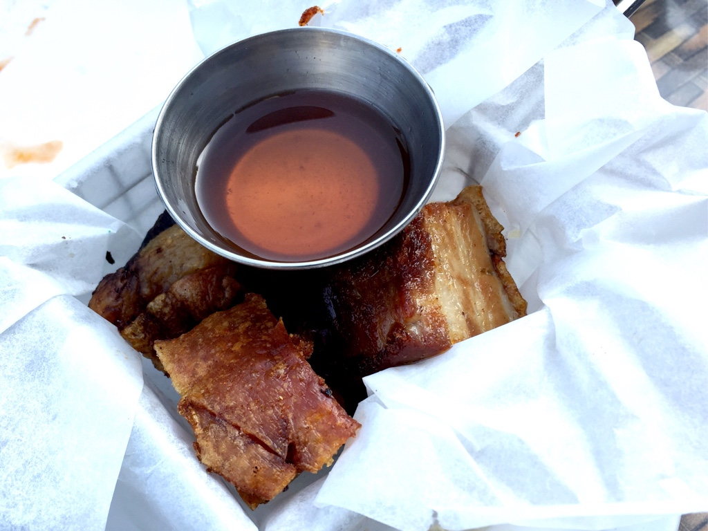 Pork Belly Crackin'