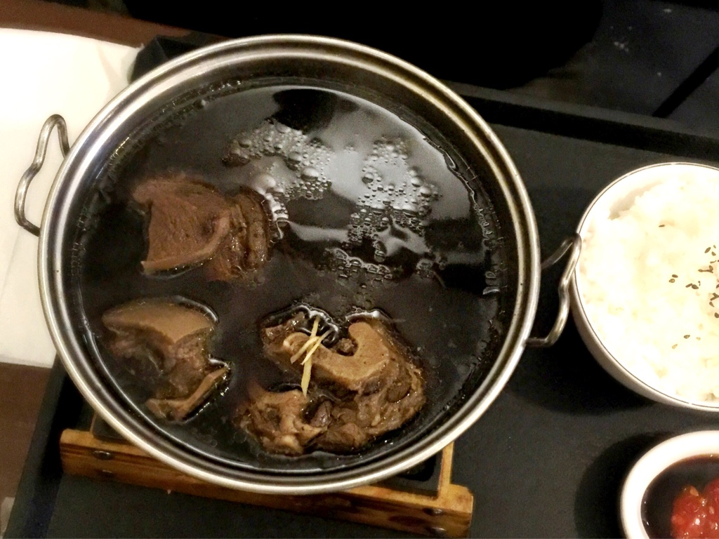 House Specialty Lamb Hot Pot
