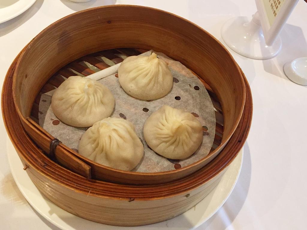 Xiaolongbao / Soup dumplings