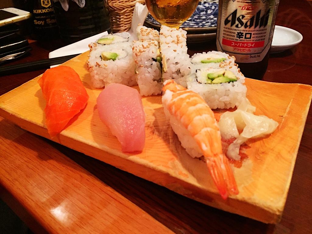 California Sushi Combo