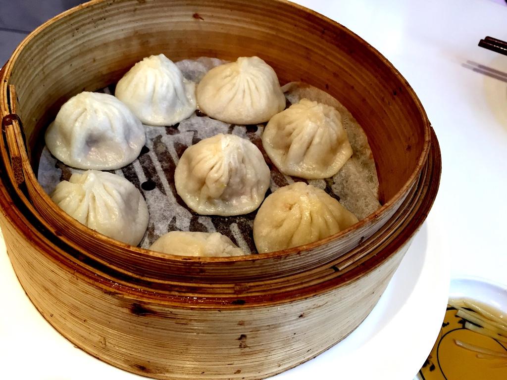 Soup Dumplings (Xiong Long Bao)