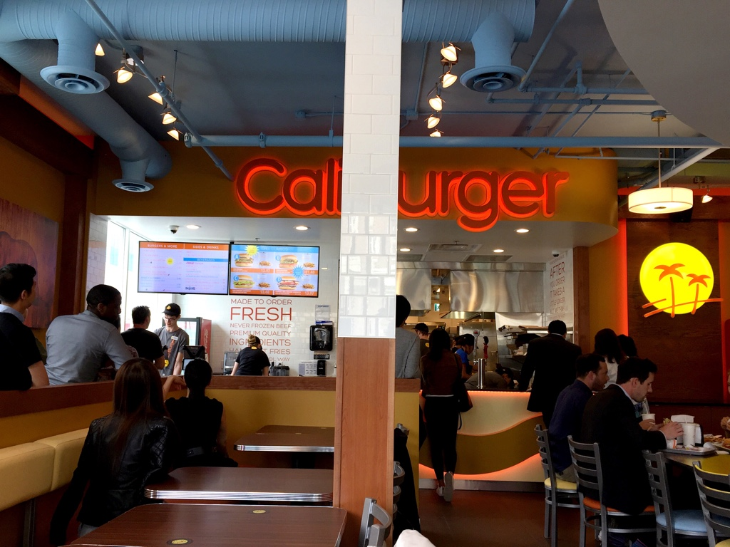 CaliBurger Vancouver