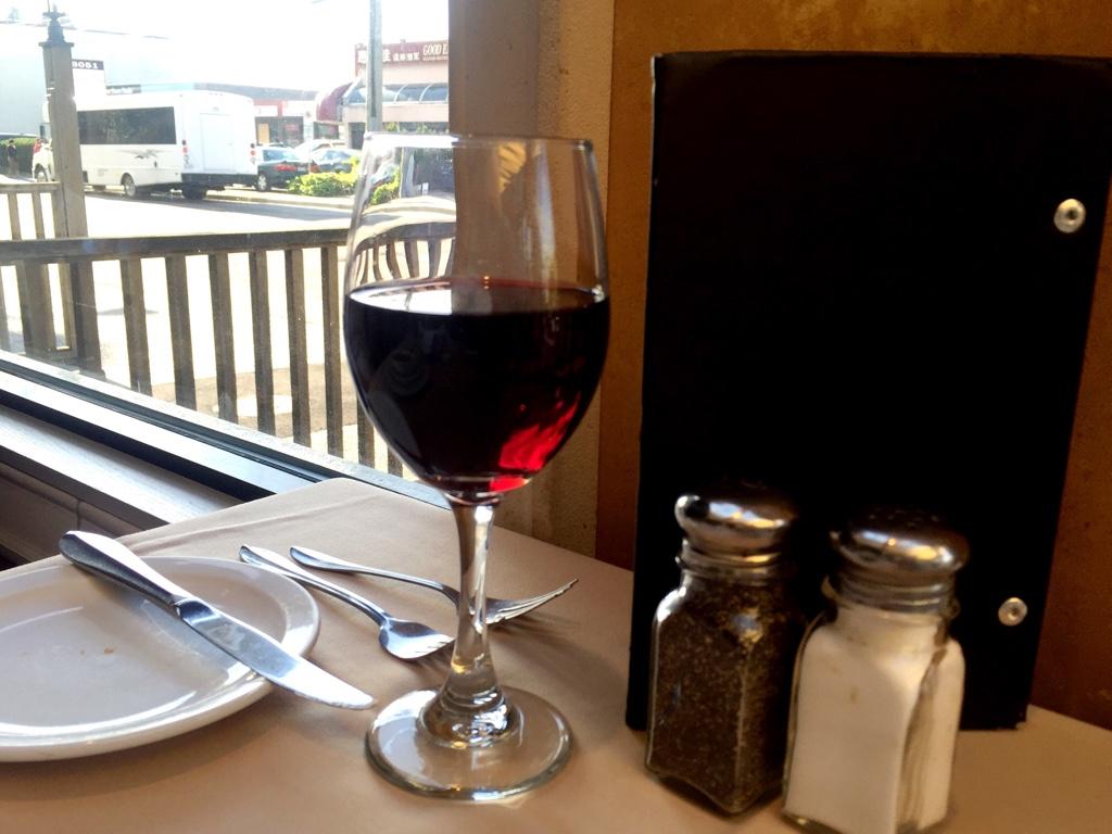 Red Wine by Tsantalis