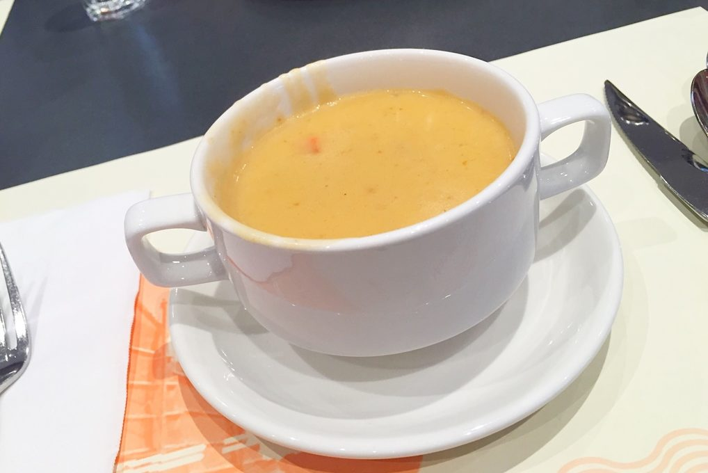 Creamy Lobster Soup