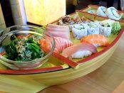 sushi and sashimi boal