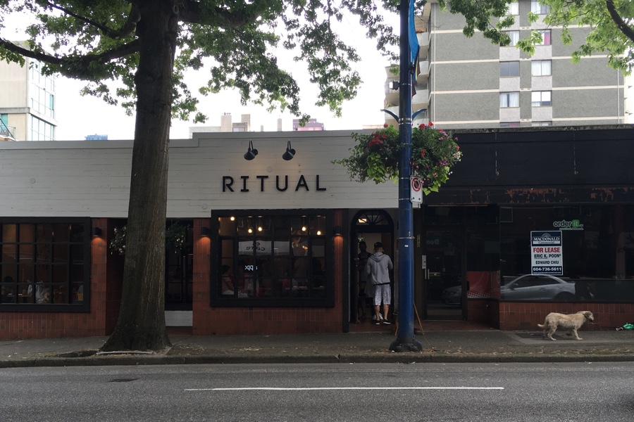 Ritual, West End