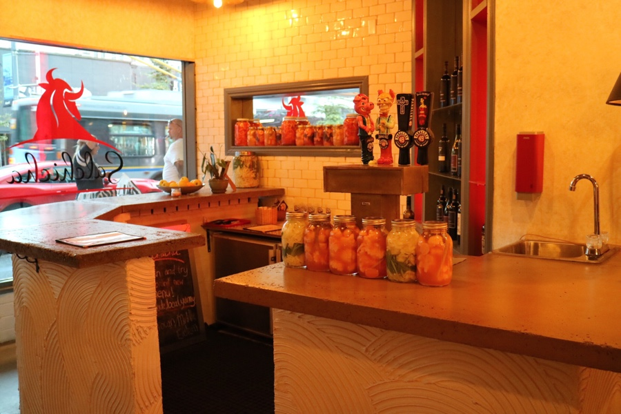 Salchicha Meat Bar