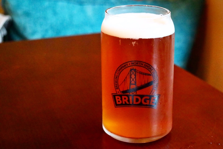 Bourbon Blood Orange, Bridge