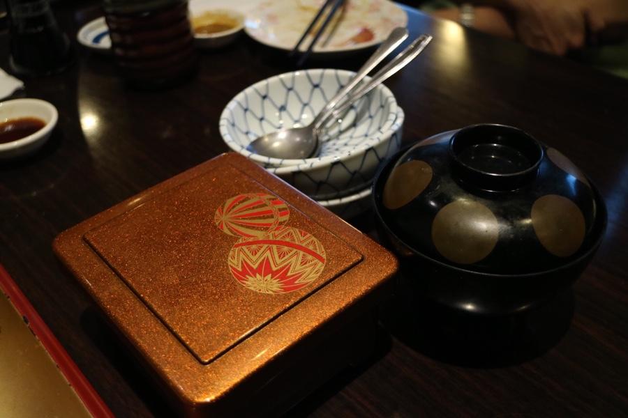 Unagi Don in Sashimi Boat Dinner Set