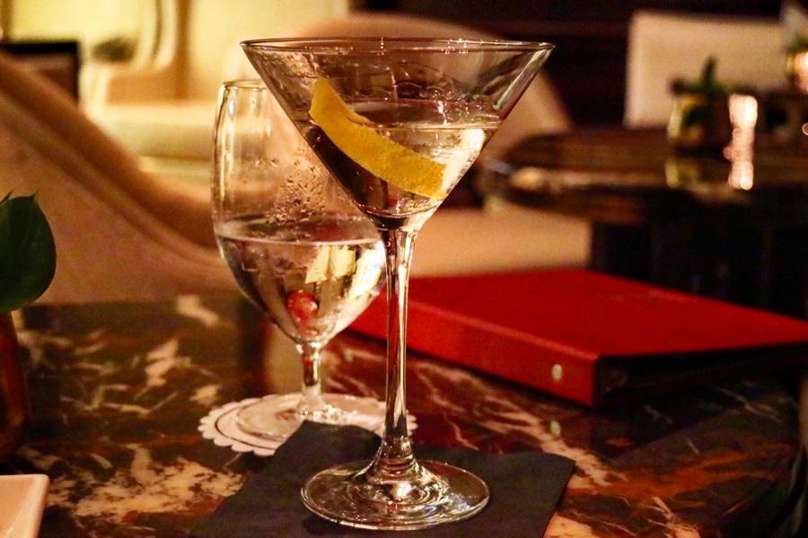 """Vesper Martini"""