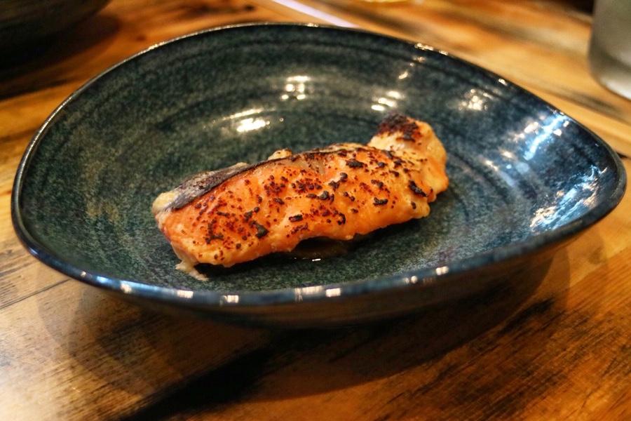 Sake Kasu Salmon ??????