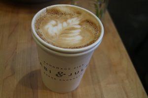 """Gabi"" - Cafe Latte"