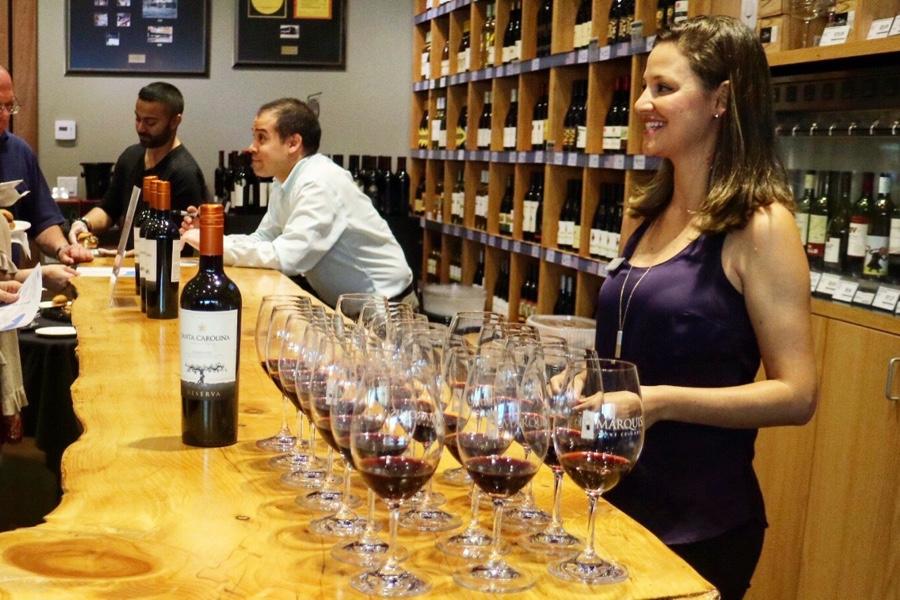 Marqui Wine Cellar