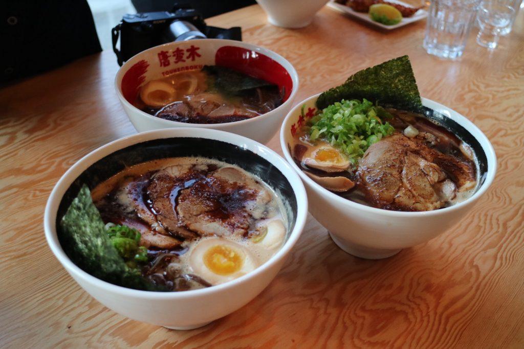 Ramen Bowls @ Touhenboku