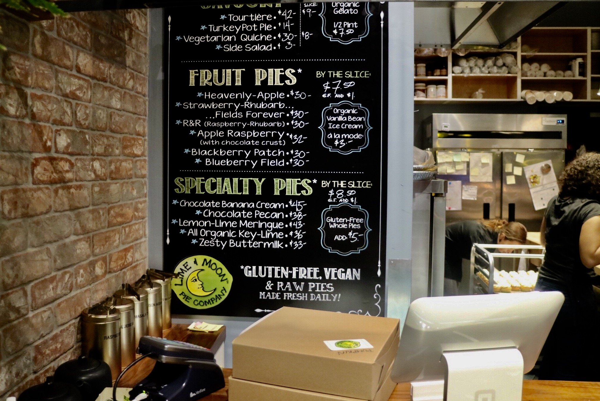 Lime and Moon Pie Company