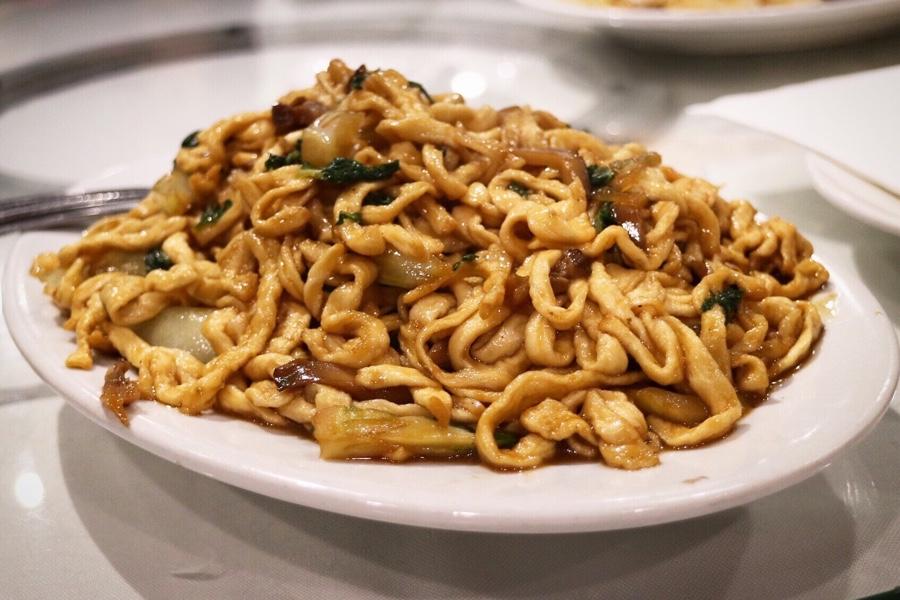 """""""Yi Mein"""" Noodles"""