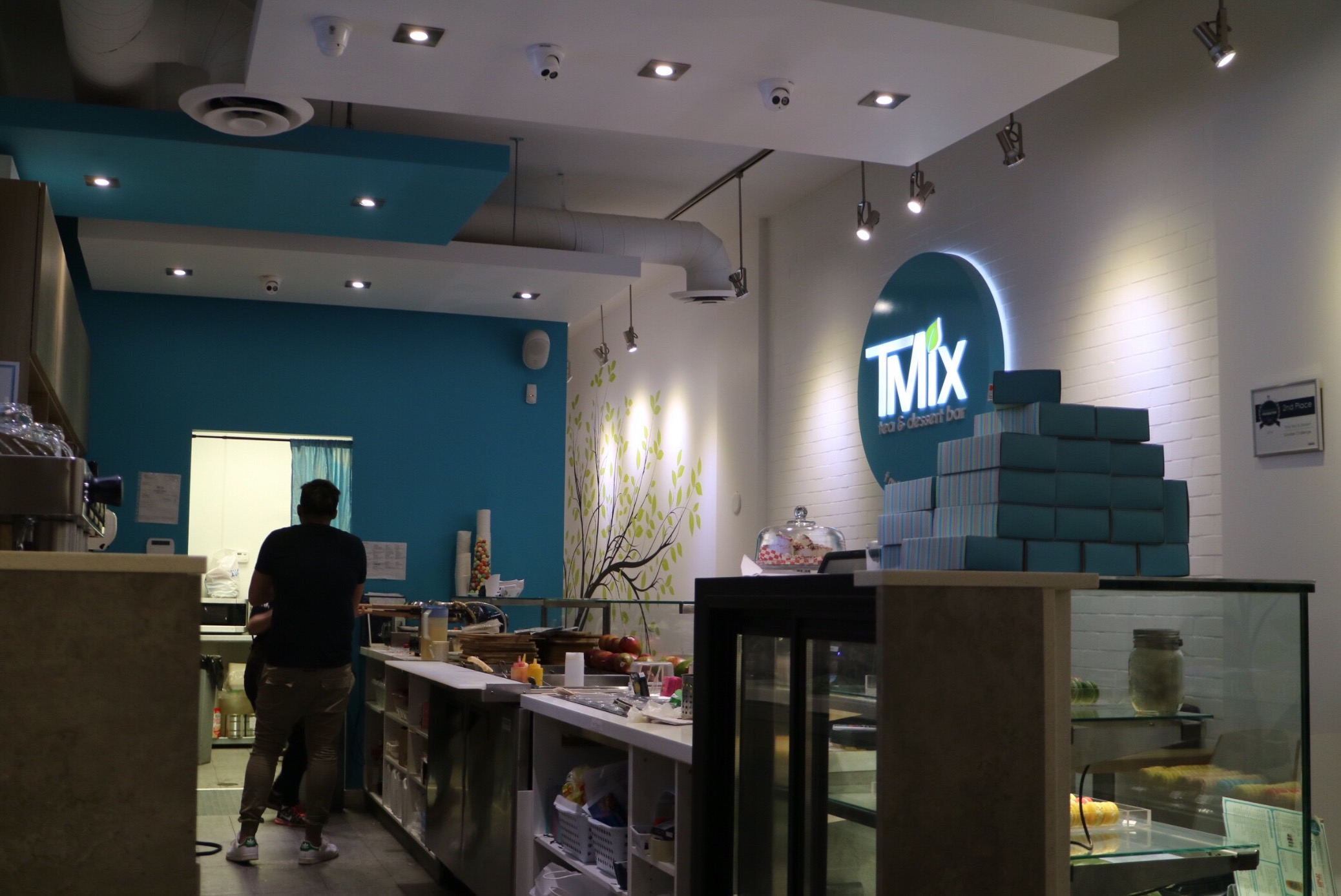 TMix Tea & Dessert Bar