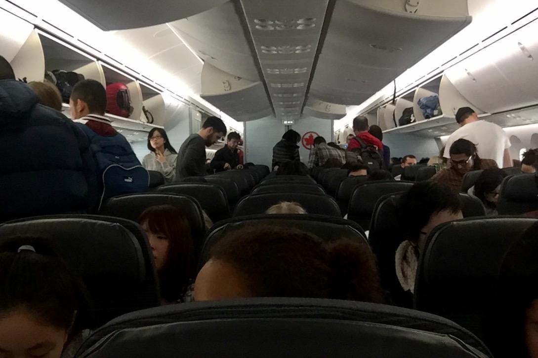 Onboarding Dreamliner