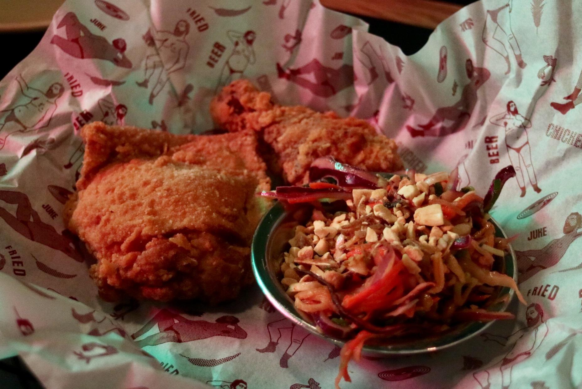 Fried Chicken 2-Piece
