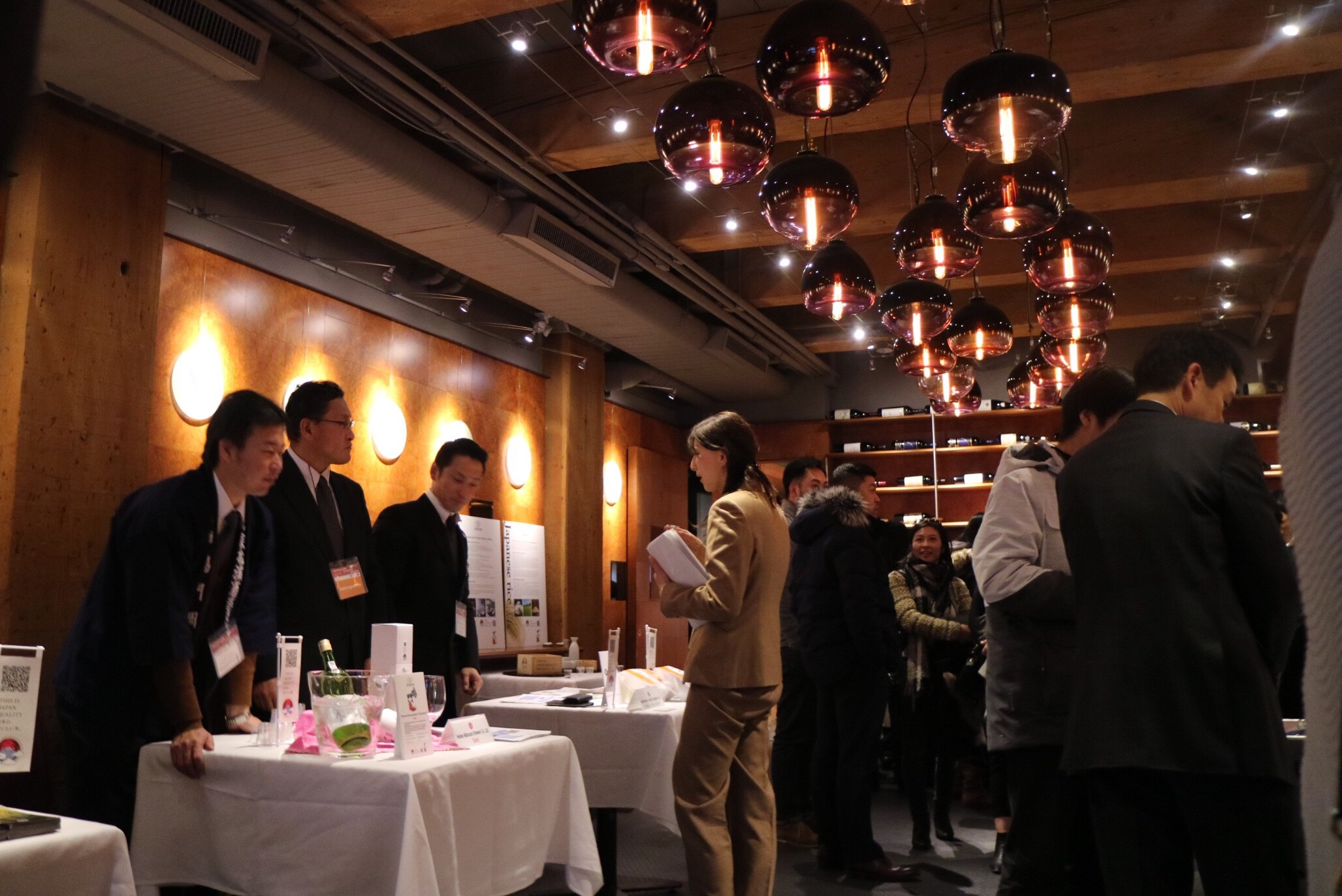 Japanese Rice & Sake Media Event