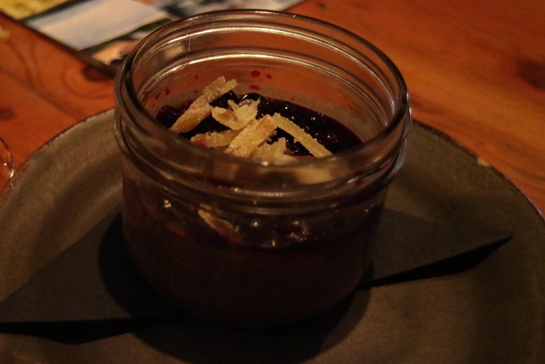 Chocolate Pot du Creme