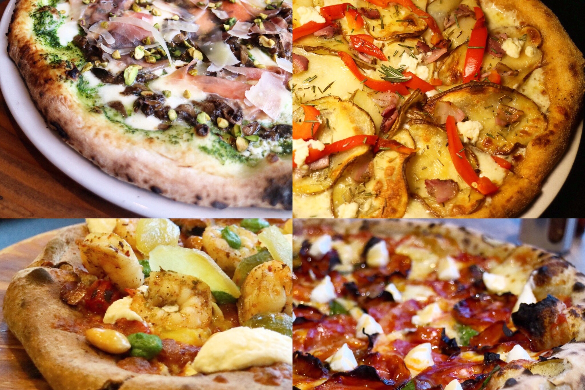 Vancouver Pizza Challenge