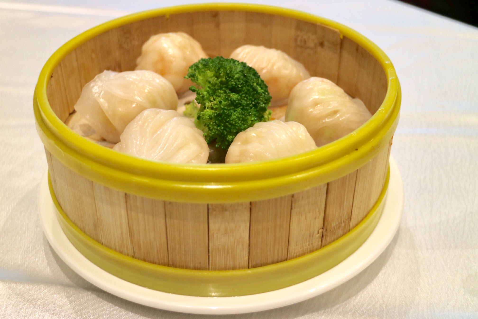 shrimp dumplings - bandao pearl
