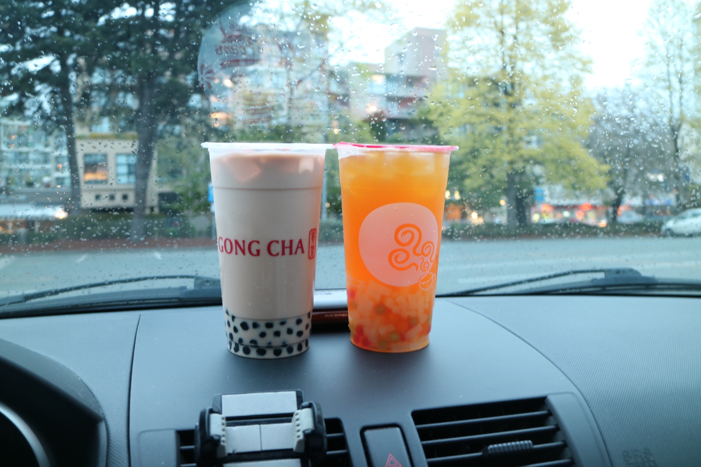 Gong Cha, Central Richmond