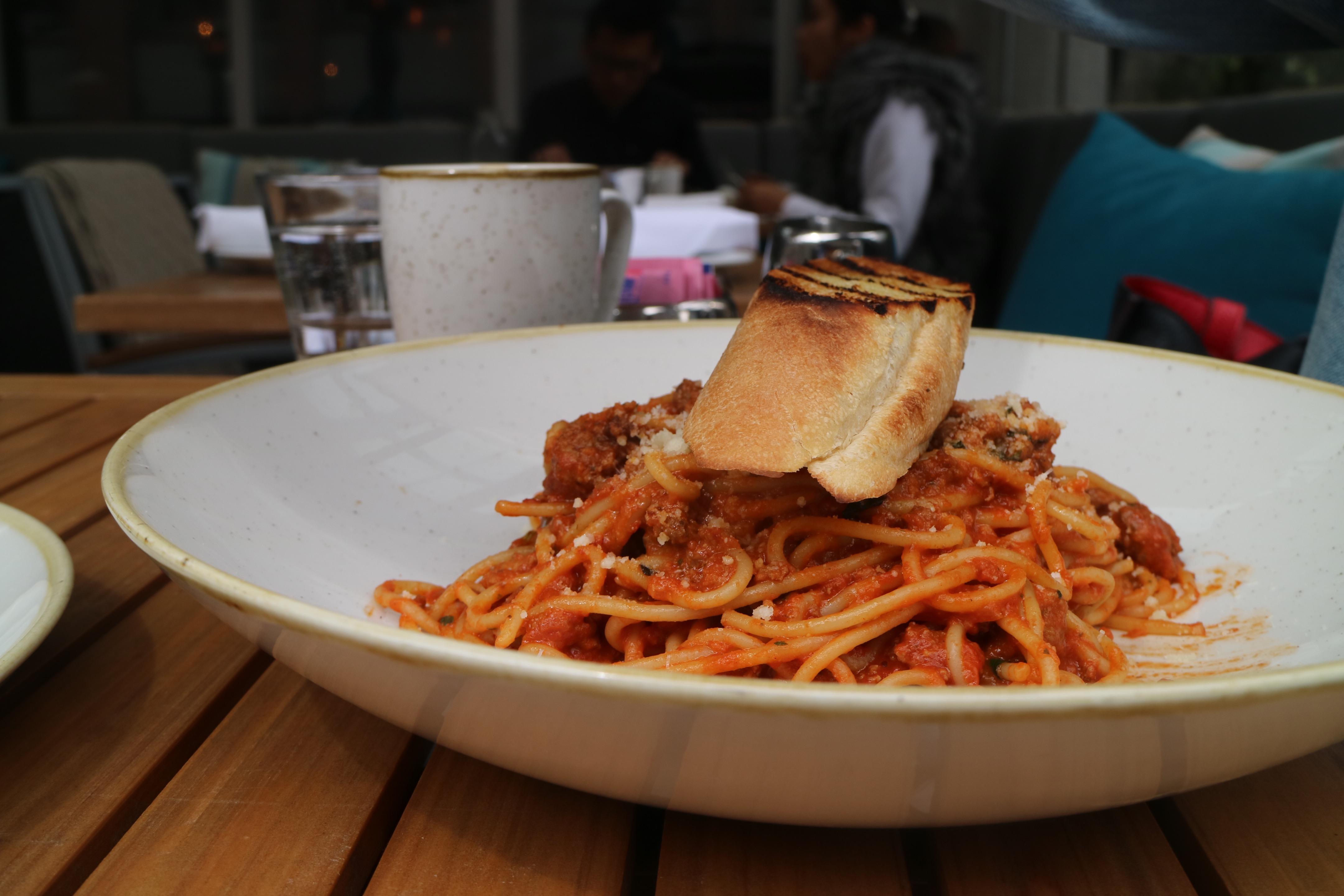 Spaghetti Bolognese @ WildTale