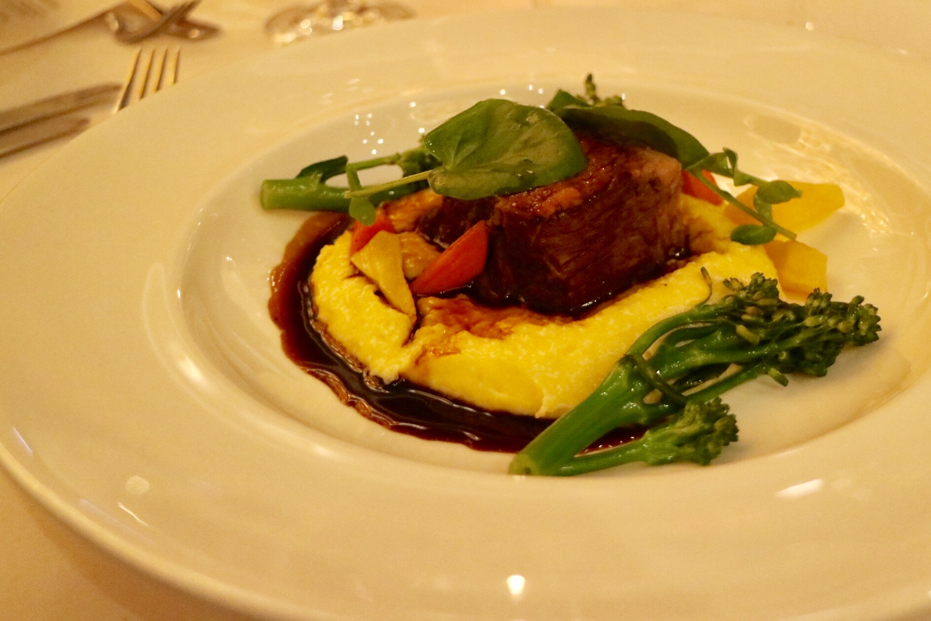 Braised Angus Reserved Short Rib