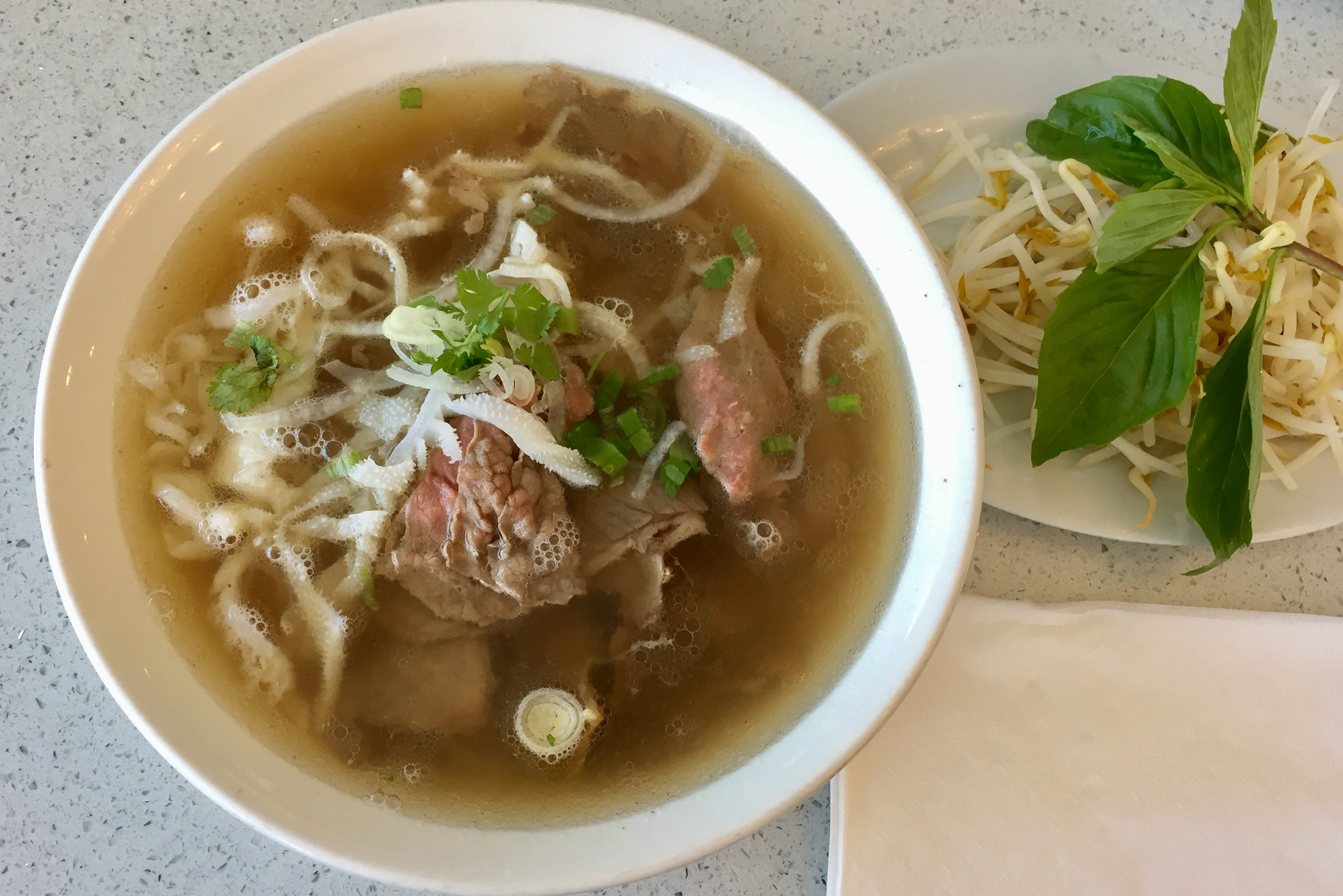 House Special Beef Pho