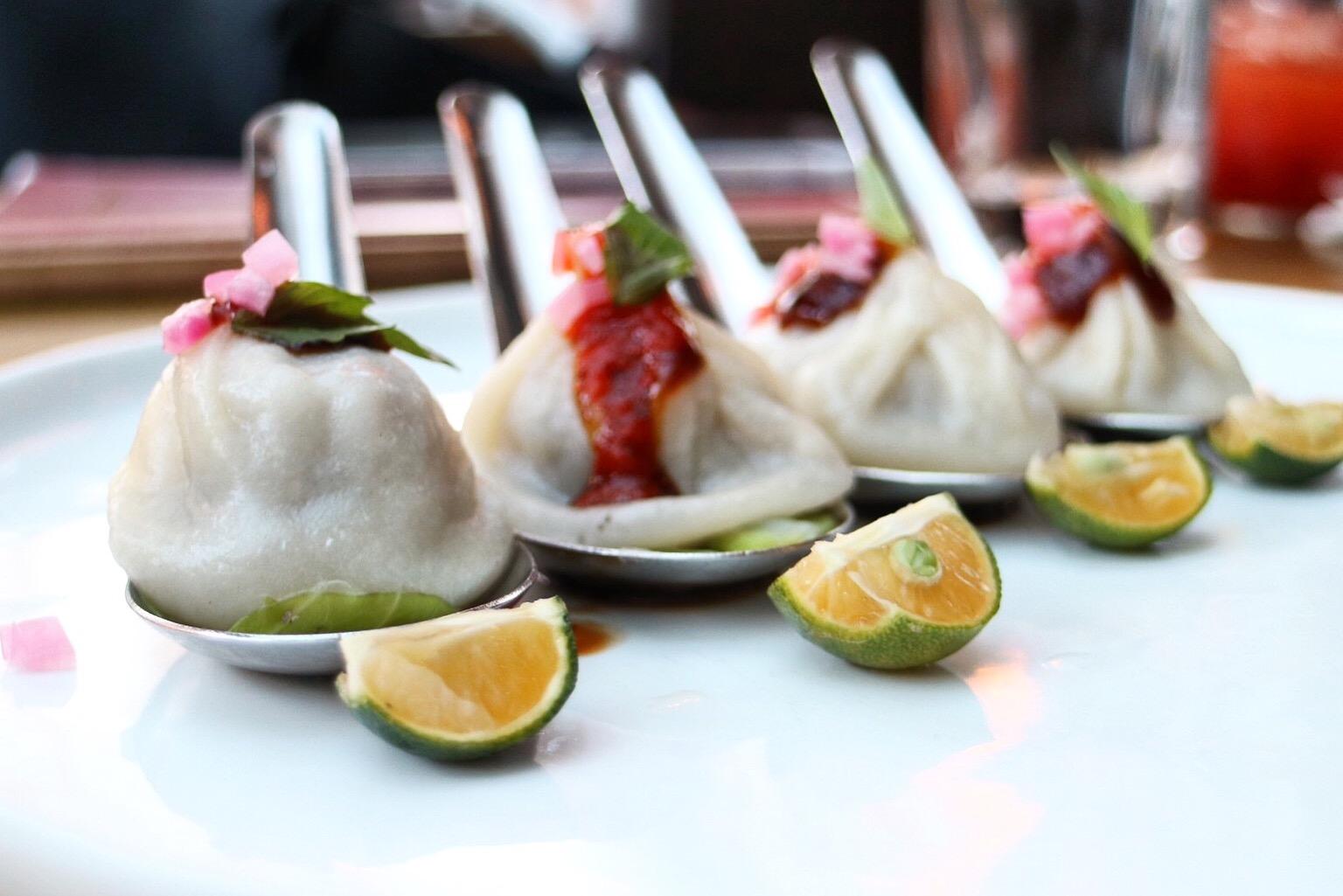 Pho Bo Vien Soup Dumplings