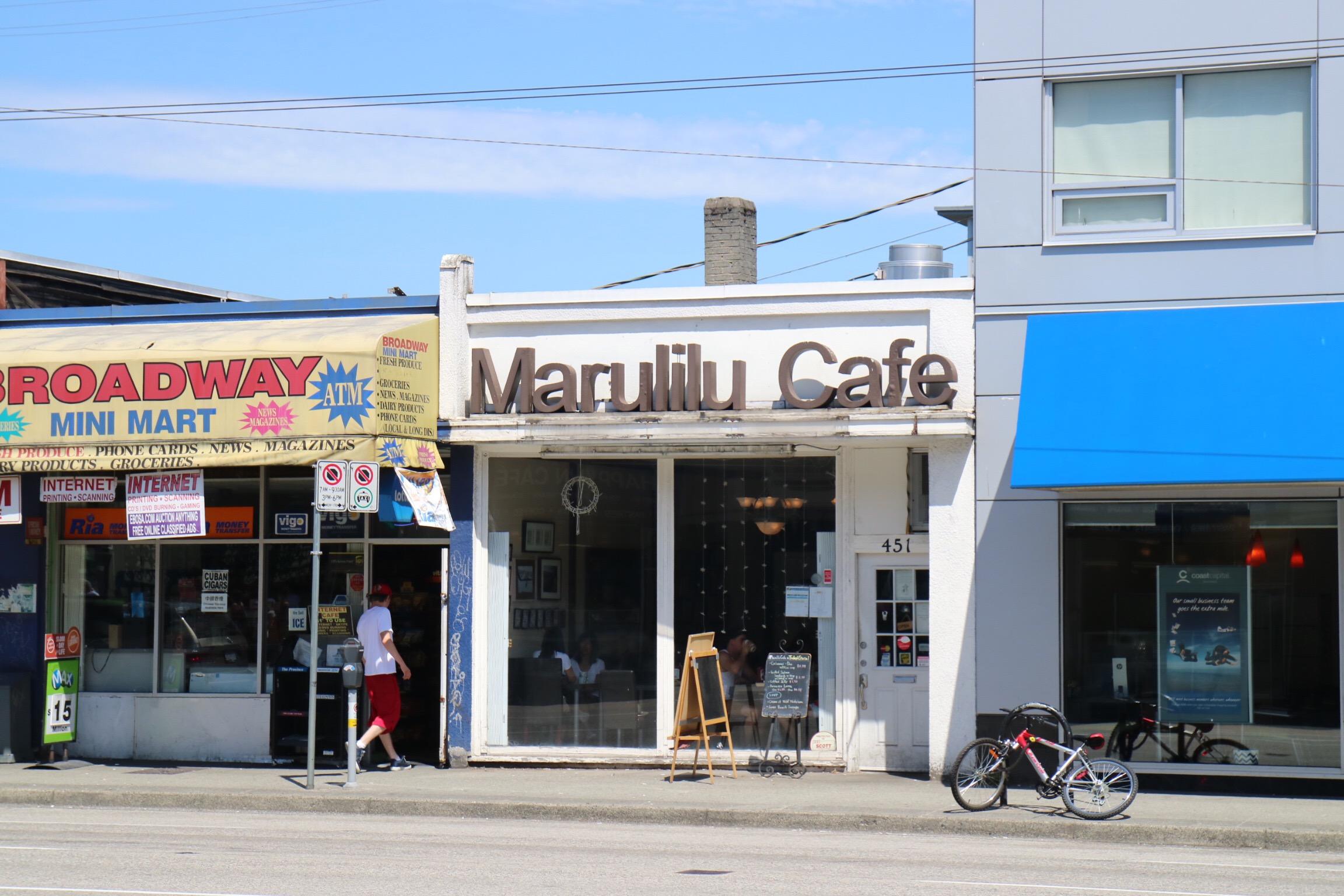 marulilu cafe by @pickydiner