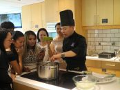 Royal Thai Dessert Class
